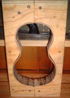 the beginnings of a ukelele